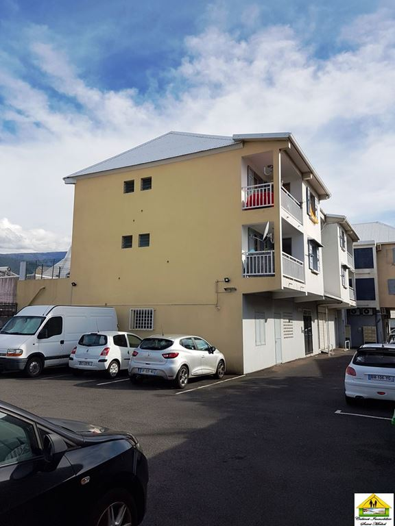 Appartement T3 SAINT LOUIS 675€ Cabinet Immobilier Saint Michel